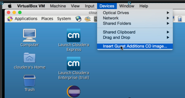 VirtualBox Shared Folders 1